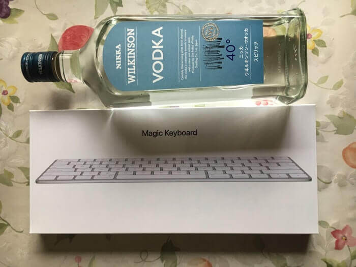 Magickeyboard 2