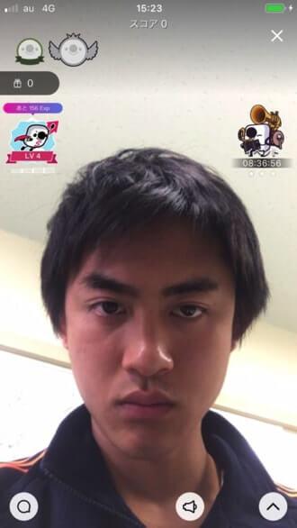 17 Live(イチナナ)のビューティー機能2